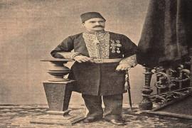 Louis Sabundžu – pop u palati Jildiz