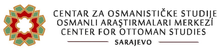 Centar za osmanističke studije
